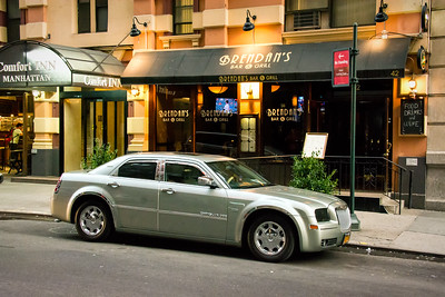 Brendan's bar & Grill.