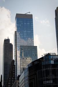 Édifice de Manhattan.