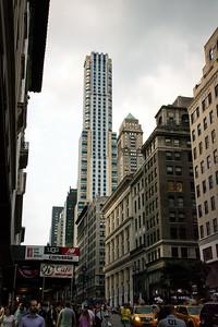 Gratte-ciel de Manhattan.