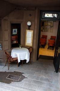 Café à Manhattan.