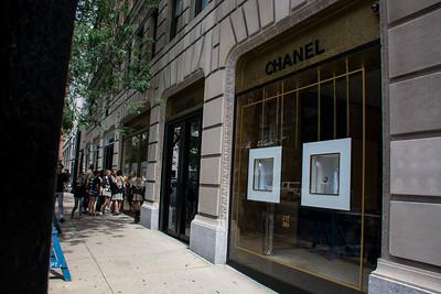 Magasin Chanel de Madison Avenue.