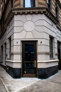 Rue de Manhattan.