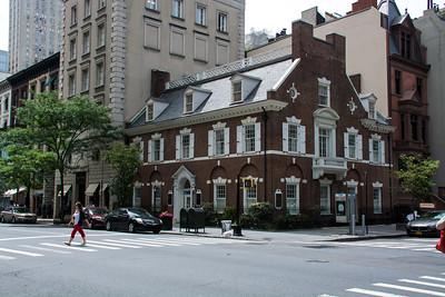 J.P. Morgan Private Bank de Manhattan.