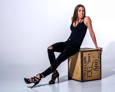JuliePelletier, modèle