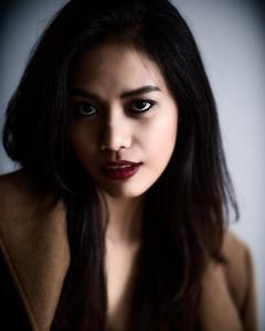 Jolie asiatique.