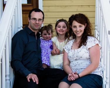 Portrait de famille.
