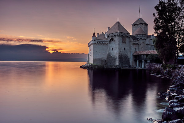 Chateaux de Chillon