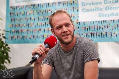 Antonin Rousseau, Président et programmateur de Festi'neuch
