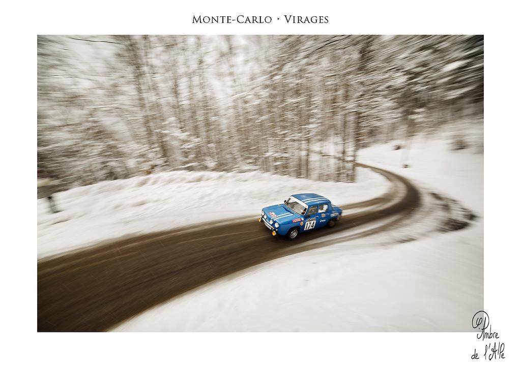 Monte-Carlo • Virages
