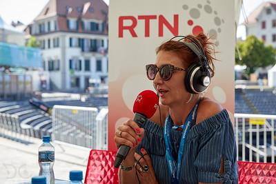 Charlotte Carrel Directrice du festival