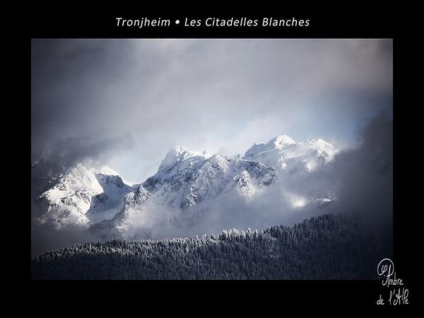 Tronjheim • Les Citadelles Blanches