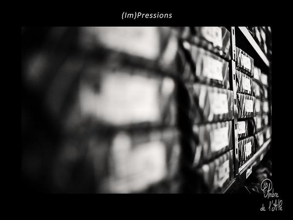 (Im)Pressions