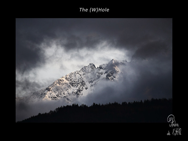 The (W)Hole