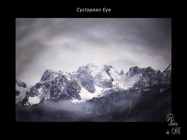 Cyclopean Eye