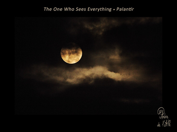 The One Who Sees Everything • Palantír