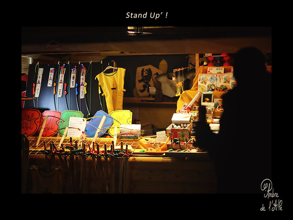 Stand Up' !