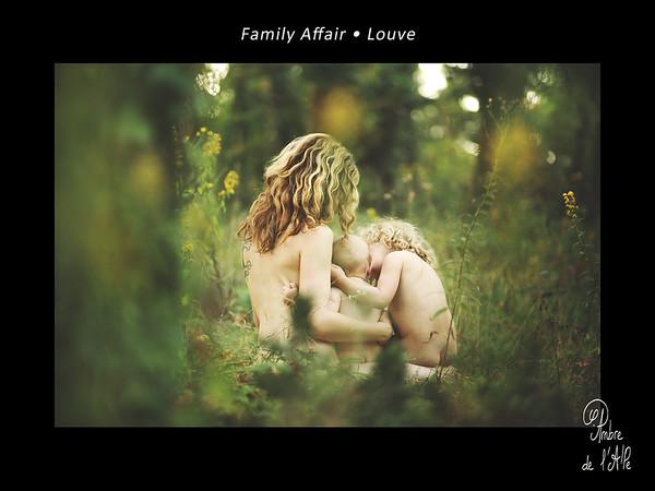 Family Affair • Louve