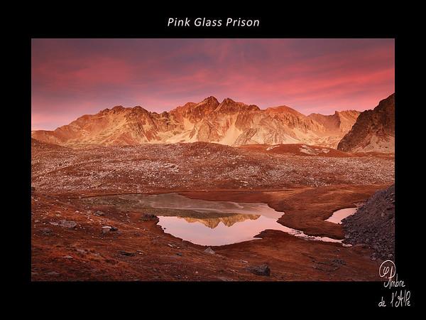 Pink Glass Prison