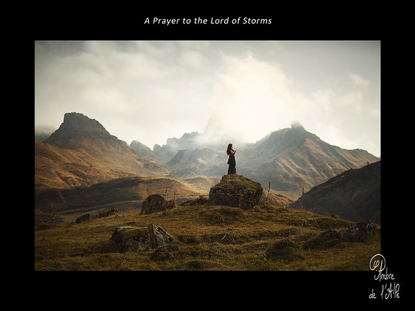 A Prayer to the Lord of Storms