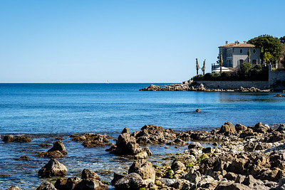 Port Vauban, Antibes, Côte d'Azur, France