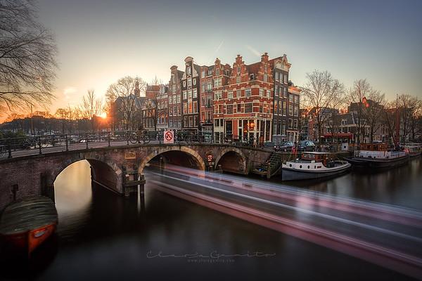 Winter in Amsterdam 2