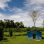 Eglise dans la selva Lacandone