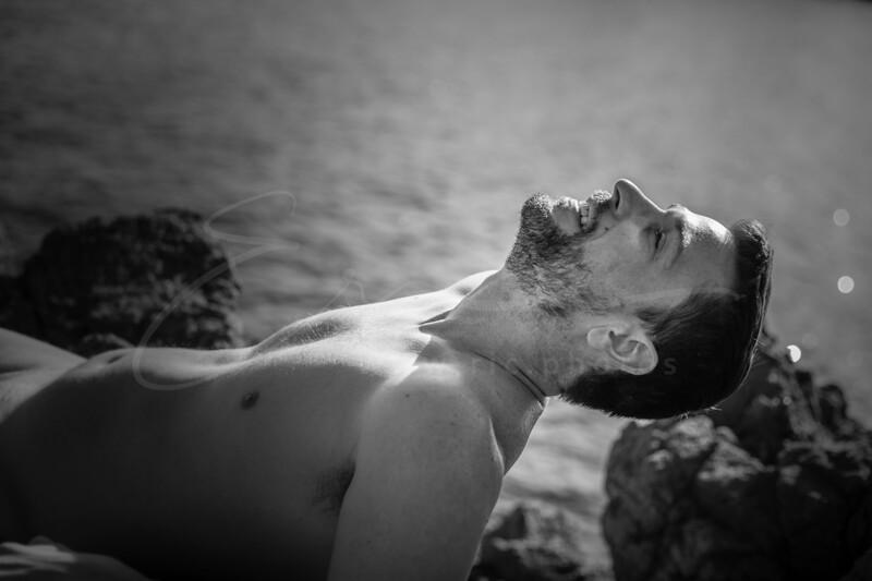 dans l'Estérel, Côte d'Azur