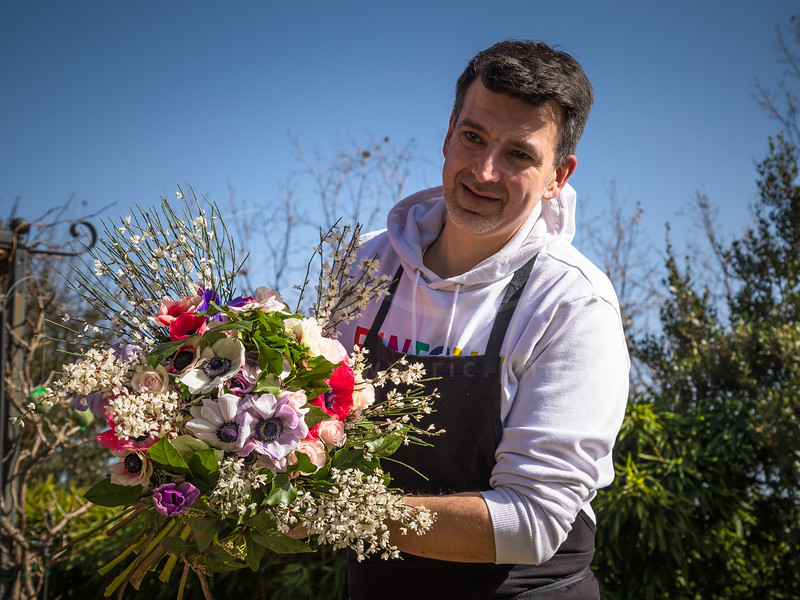 Ced-Dream-Event : un bouquet plein de bonne humeur pour échapper à la grisaille du quotidien | a bouquet full of good humor to escape the grey everyday life