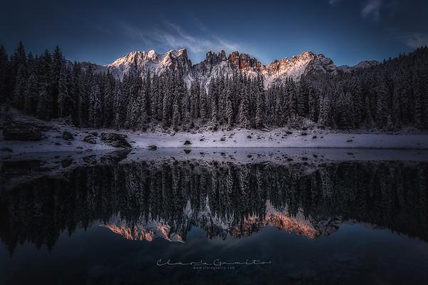 13/52 - The Dark Lake