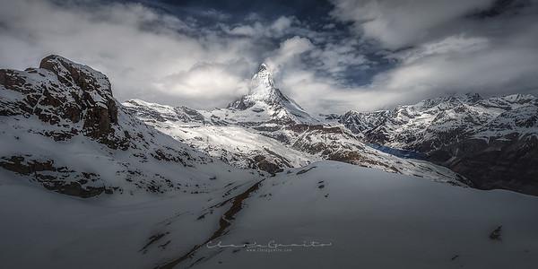 12/52 - Shy Matterhorn