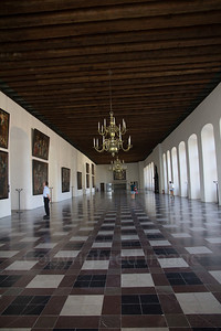 Ballroom in Kronborg Castle