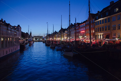 Night in Copenhagen