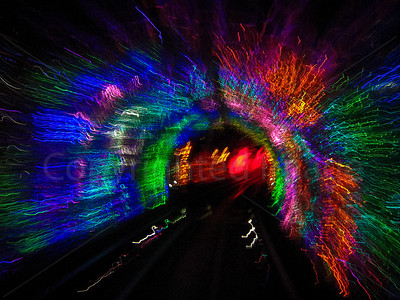 Tunnel in Shanghai