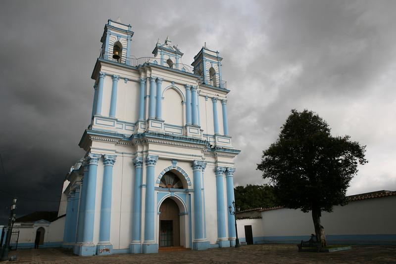 Eglise de San Cristobal de las Casas.