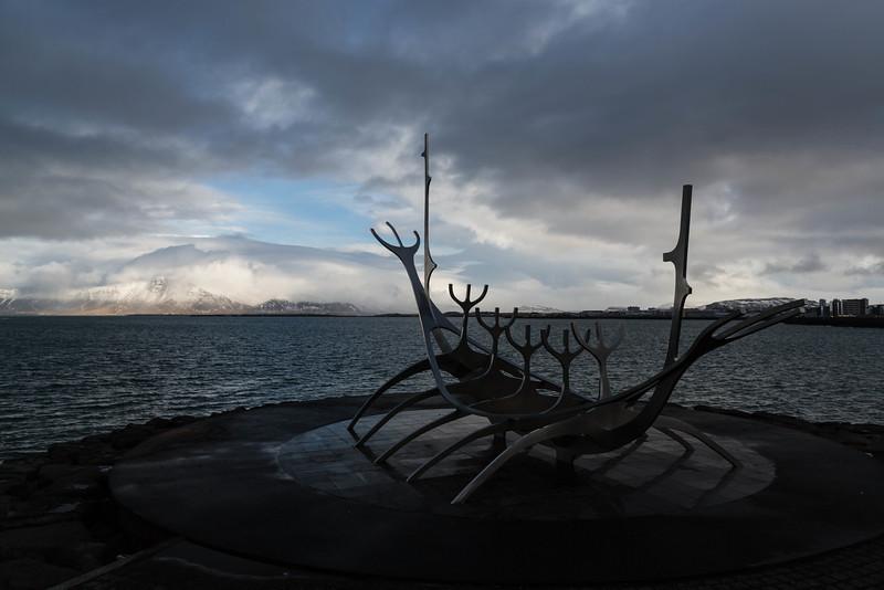 Viking legacy, Reykjavik