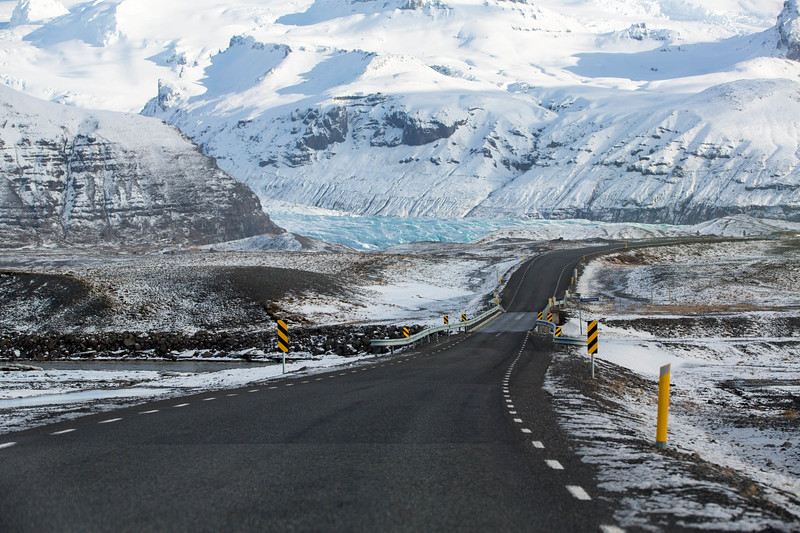 On the roads of Iceland II