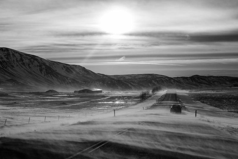 On the roads of Iceland III