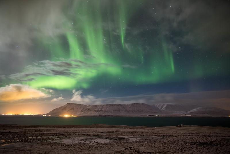 Dancing spirits, Hvalfjörður