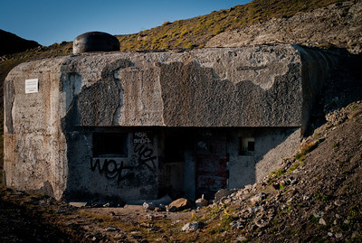 Armoured cloches on the Maginot line, Vallée de la Queyras, Hautes-Alpes in France