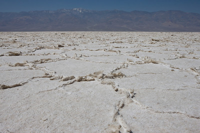 Badwater Basin, Death Valley, California, USA