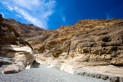Mosaic Canyon, Death Valley, California, USA.