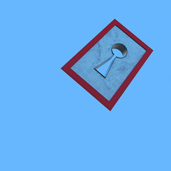 """<p><font size=""""4"""">La porte du paradis</font></p> <p><font size=""""1"""">   The door to paradise</font></p>"""