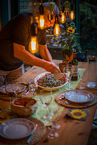cuisiner entre amis | cooking with friends