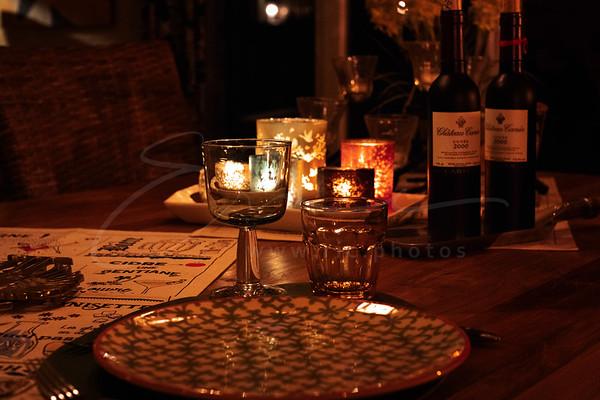 en attendant le dîner | waiting for the dinner