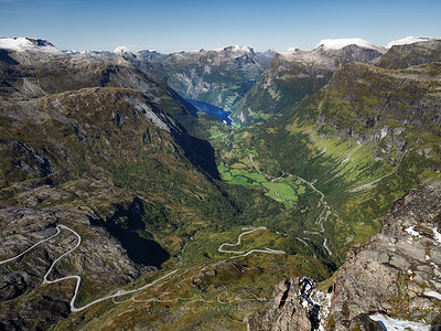 Geirangerfjord views 2