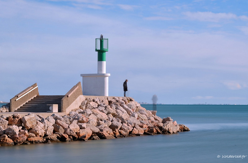 Le phare de Palavas-Les-Flots - PH Photographe Palavas Les Flots