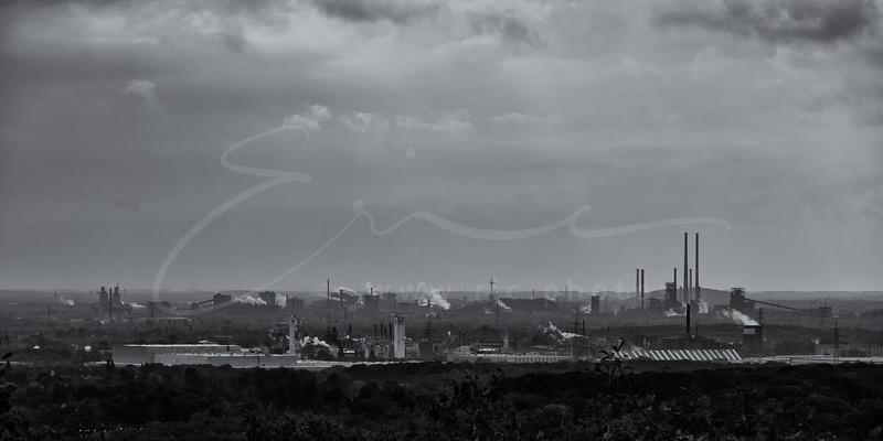 paysage industriel | industrial landscape