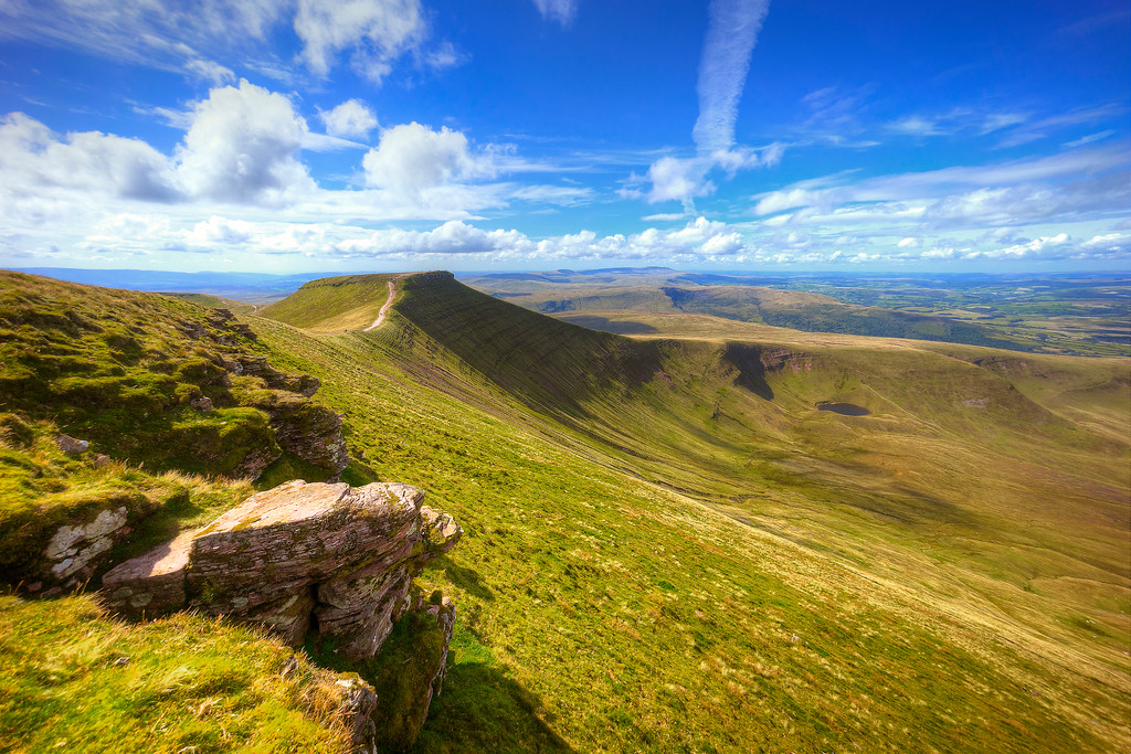 Pen Y Fan, Brecon Beacon, UK