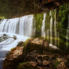 Four Falls, Brecon Beacons National Park, UK
