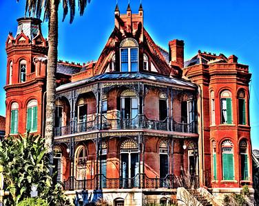 House in Galveston
